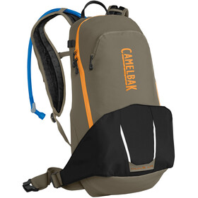CamelBak M.U.L.E. LR 15 Nesteytyspakkaus Medium, shadow grey/black